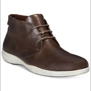 EUC {ECCO} Grenoble Chukka Boot Leather